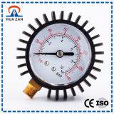 Instrumento de medição da pressão do calibre de pressão da tubulação da elevada precisão