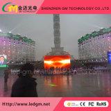 Schermo di visualizzazione anteriore del LED di Digitahi di elettronica di servizio di pubblicità esterna, P16mm