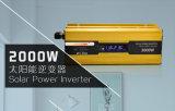 Инвертор солнечной силы DC/AC 1500W золотистый LCD