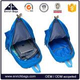 Fabrik-Preis-faltbarer Beutel-leichter Arbeitsweg-Rucksack mit Flaschen-Halter