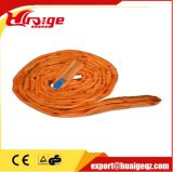 1t Single Ply Endless Polyester Webbing Slings / Lifting Sling