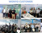 Wonyo 6 dirige precio automatizado 12 agujas de la máquina del bordado en China