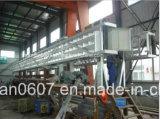 escada de acomodação de alumínio do módulo de 15m, corredor central hidráulico marinho Chain do SOLAS