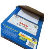 Etiquetas de adesivo adesivo A4 para impressão a laser e a jato de tinta
