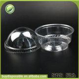 copos plásticos descartáveis personalizados 6oz do gelado com FDA