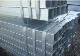 Lo zinco ha ricoperto il tubo d'acciaio saldato quadrato laminato a caldo