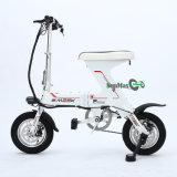 Bicicleta plegable eléctrica de la aleación de aluminio de 12 pulgadas