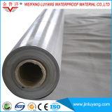 Homogene Belüftung-wasserdichte Membrane, Polyvinylchlorid-wasserdichte Membrane für flaches Dach