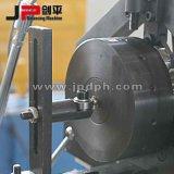 Máquina de equilibrio horizontal del eje de rotación