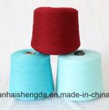 Il nanometro 2/60 ha tinto il filato 100% del cachemire per il lavoro a maglia e tessere