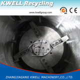 Machine van de Agglomeratie van het Recycling van de Pers van de Vezel van de plastic Film Agglomerator/de Plastic