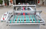 Прозрачная пластичная коробка клея машину (прямую линию коробка)