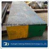 aço de ferramenta quente do trabalho 1.2365/H10, barra H10 redonda de aço