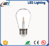 Alta luz de bulbo ahorro de energía de la eficacia LED de MTX-ST45 1W