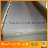 Feuille du plastique PMMA/plexiglass acryliques clairs feuille de perspex