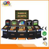 Juego de juego que apuesta las máquinas tragaperras inclinadas del casino de la ranura superior para la venta