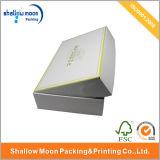 繊細なデザインの印刷された段ボール紙のギフト用の箱(AZ123116)