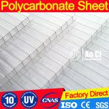 Лист поликарбоната строительного материала для толя