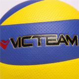 Amtliche Größe 5 4 lamellierter PU-lederner Volleyball