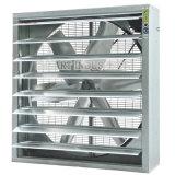 Exaustor de ventilação do baixo equipamento industrial das aves domésticas do ventilador do ruído