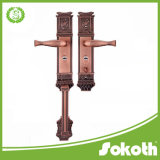 La mobilia domestica degli accessori del portello della maniglia di portello chiude la Camera a chiave di obbligazione