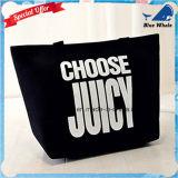 Whosale! 2016 sacchetti promozionali Bw-1725 delle donne della più nuova tela di canapa di modo