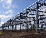 中国は産業小屋に鉄骨構造の構築のプレハブの鋼鉄工場を設計させる