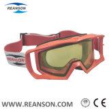 涼しいAnti-Fogヘルメットの互換性のある専門の雪のスキーゴーグル