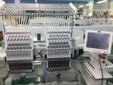 Chapeau de Wonyo 2 et machine à grande vitesse principaux Wy1502CH de broderie de cylindre