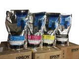 Encre véritable de sublimation de paquet de remplissage de qualité pour Epson F7100/7080/7200/9200/9270