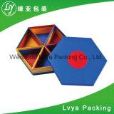 Papel de impressão feito sob encomenda dos produtos de China que dobra a caixa cosmética que empacota, melhores produtos cosméticos da caixa de papel