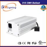 315WはHydroponicのための照明設備400W HPS/CMHのバラストアルミニウム反射鏡を育てる