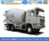 Carro del mezclador concreto 6*4