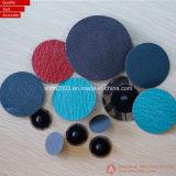 75mm, di ceramica, Zirconia, disco di Roloc dell'ossido di alluminio con il tipo di TR