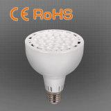 Aleación de aluminio 35W LED PAR30 con la aprobación de la FCC de la UL