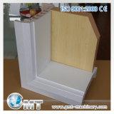 WPCのドアの床のプロフィールの機械装置を作るプラスチック製品の放出