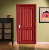 Portes simples de faisceau d'éclat solide creux intérieur en bois (GSP6-003)
