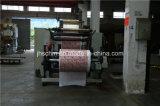 Impresora de la hoja de los materiales del rodillo