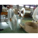 AA 4343/3003mod/4343 증발기, 콘덴서, 열교환기를 위한 알루미늄 탄미익 지구