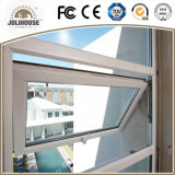 Bajo costo UPVC Windows colgado superior para la venta