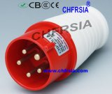 5p 6h IP44 32A Cee / IEC PP / PA Económica Plug Industrial