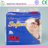 Para possuir tecidos descartáveis do bebê da cópia sonolento do tipo