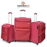 Chubont 3PCS Set fahrbarer Freizeit-Koffer