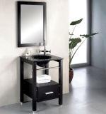 現代デザイン光沢度の高い浴室用キャビネット