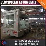 Anschlagtafel-LKW LED-Bildschirmanzeige-Fahrzeug der Fertigung-3 in einer Liste verzeichnendes bekanntmachendes mobiles