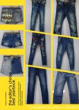 Getreide-Jeans für Mädchen (IBG25-2110)