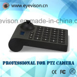 Teclado controlador profesional para la cámara PTZ