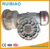 Getriebe, Hebevorrichtung-Überdrückglied, Aufbau-Hebevorrichtung-Getriebe (16: 1)