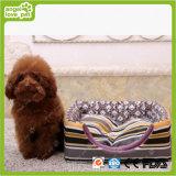 Prodotto a doppio scopo dell'animale domestico del nido della base della tela di canapa dell'animale domestico