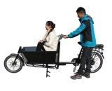 Длинний голландский тип Bakfiets Trike с TUV